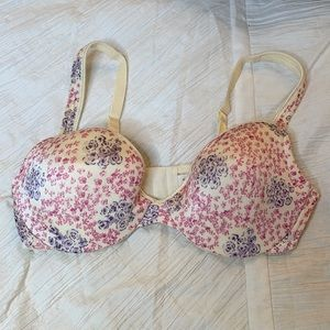 Barely there bra size 34C